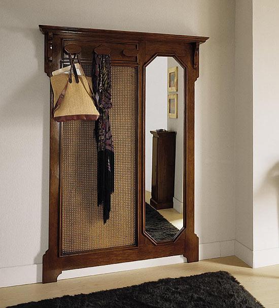 Collezione villa d 39 este i complementi - Attaccapanni con specchio ...