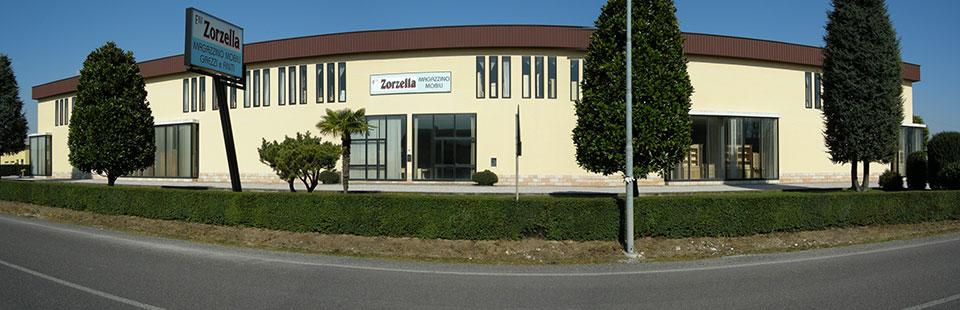 La sede Mobili Zorzella
